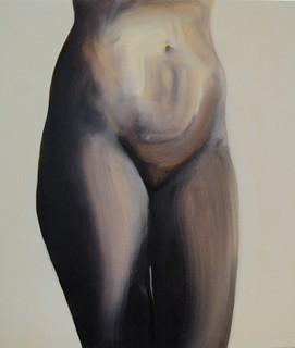 Torso Oil on Canvas Paul du Moulin.jpg