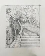 Paul du moulin Rome Stairs1.jpg