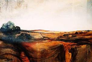 Ancient Stones Paul du Moulin oil on canvas.jpg