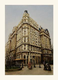 New York Gothic paul du Moulin oil on canvas.jpg