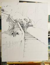 Paul du moulin rome stairs 3.jpg