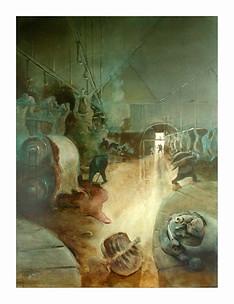 The Abbattoir Paul du Moulin oil on ca.jpg