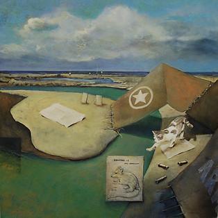 """""""Palimpsest"""" Paul du Moulin 2016 Oil on Canvas.jpg"""