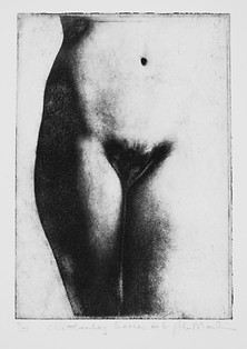 Lady Chatterley Paul du Moulin etching 7