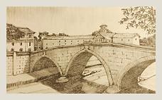 Bridges of the Tiber paul du moulin 2019