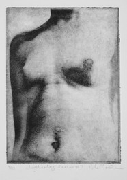 Lady Chatterley Paul du Moulin etching 6