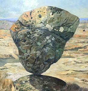Balancing Rock 1 Paul du Moulin oil on canvas.jpg