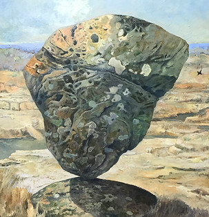 Balancing Rock 1 Paul du Moulin oil on canvas.jpg