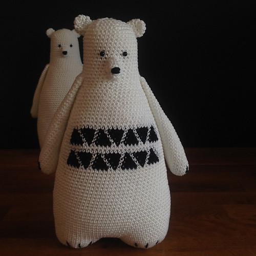 Hégoa l'ours polaire de Marie Dardennes