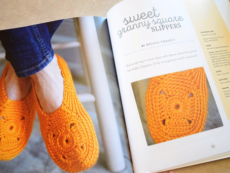 Crochet to calm by Interweave Editors