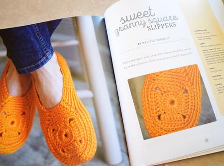 Crochet to calm by Interweave Editors
