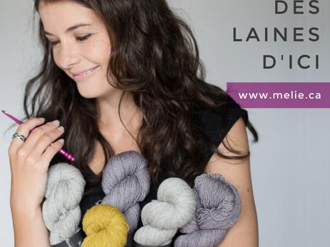 Répertoire des laines du Québec