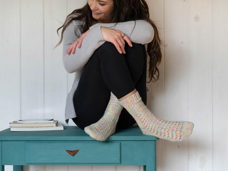 Elwing | Patron de chaussettes au crochet
