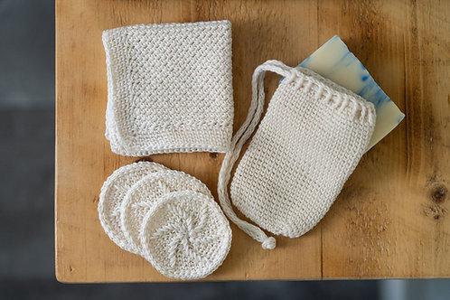 Nomade | Patron de kit beauté au crochet