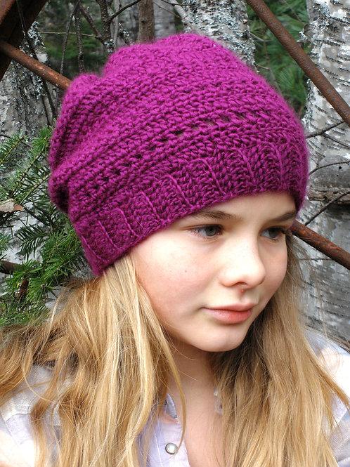 Bonnet | Patron au crochet