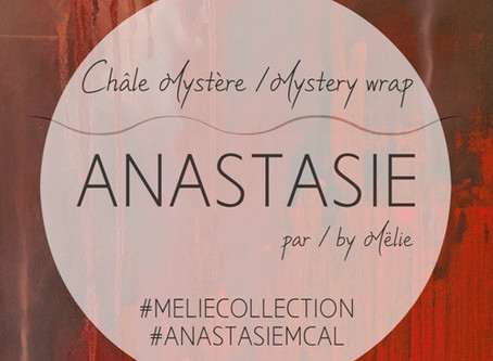 Anastasie MCAL | Mysterie crochet Wrap