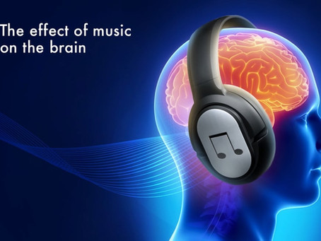 THE EFFECT OF MUSIC ON THE BRAIN