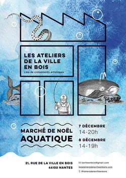 Marché de Noël - Nantes