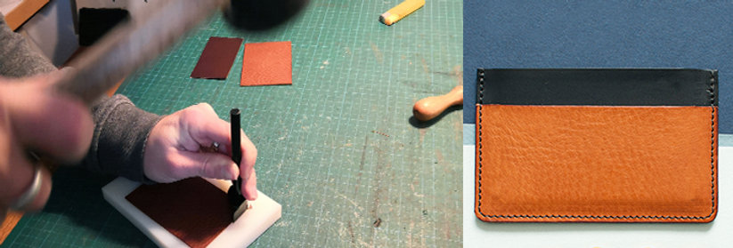 Atelier Porte-cartes