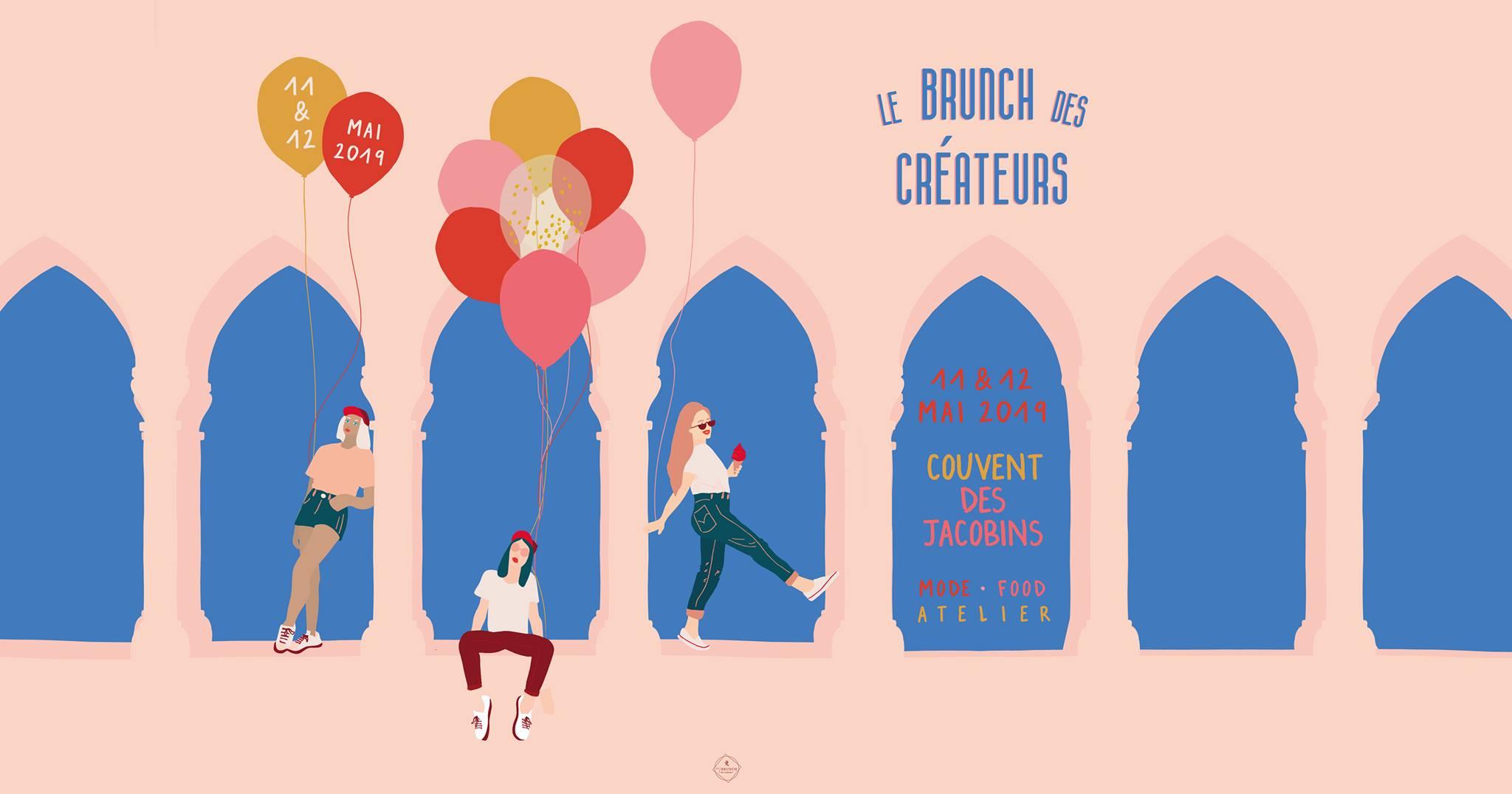 Brunch des Créateurs - Rennes