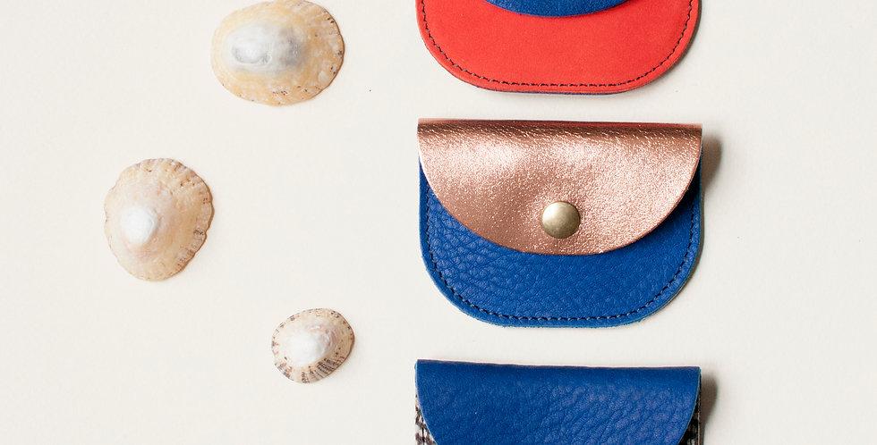 Mini pochette - les bleus