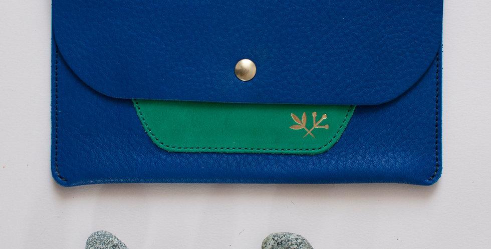 Pochette Camaret -bleu roi