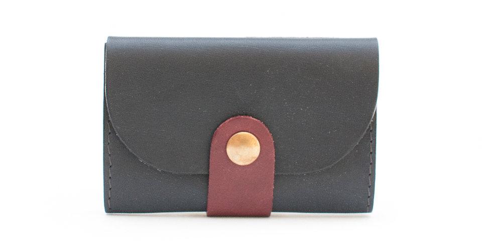 Porte-monnaie Ouessant - bleu