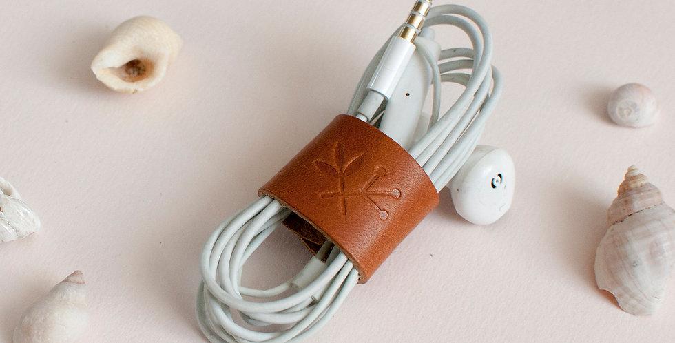 Lien pour câble ou écouteurs