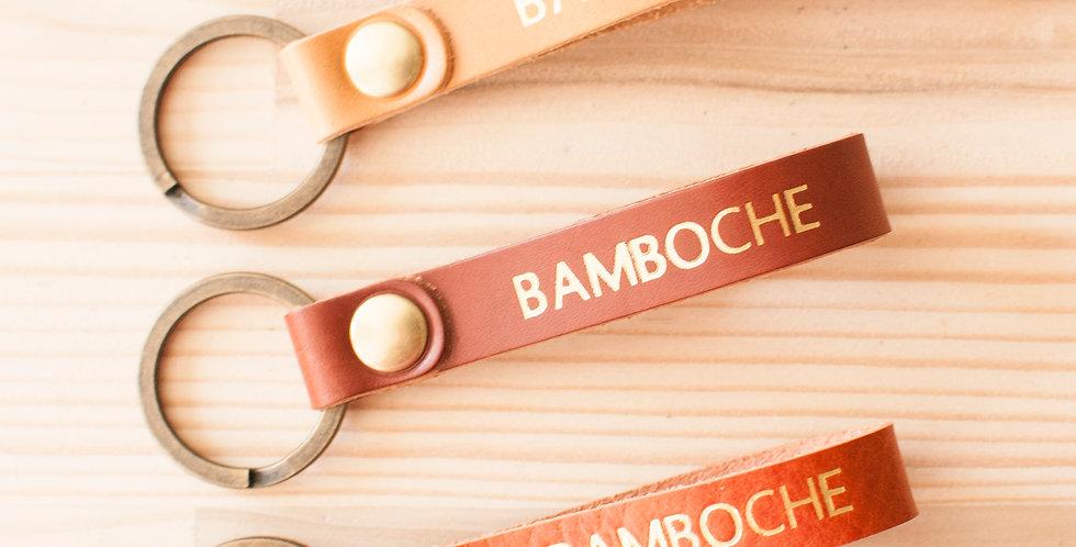 Porte-clé Bamboche