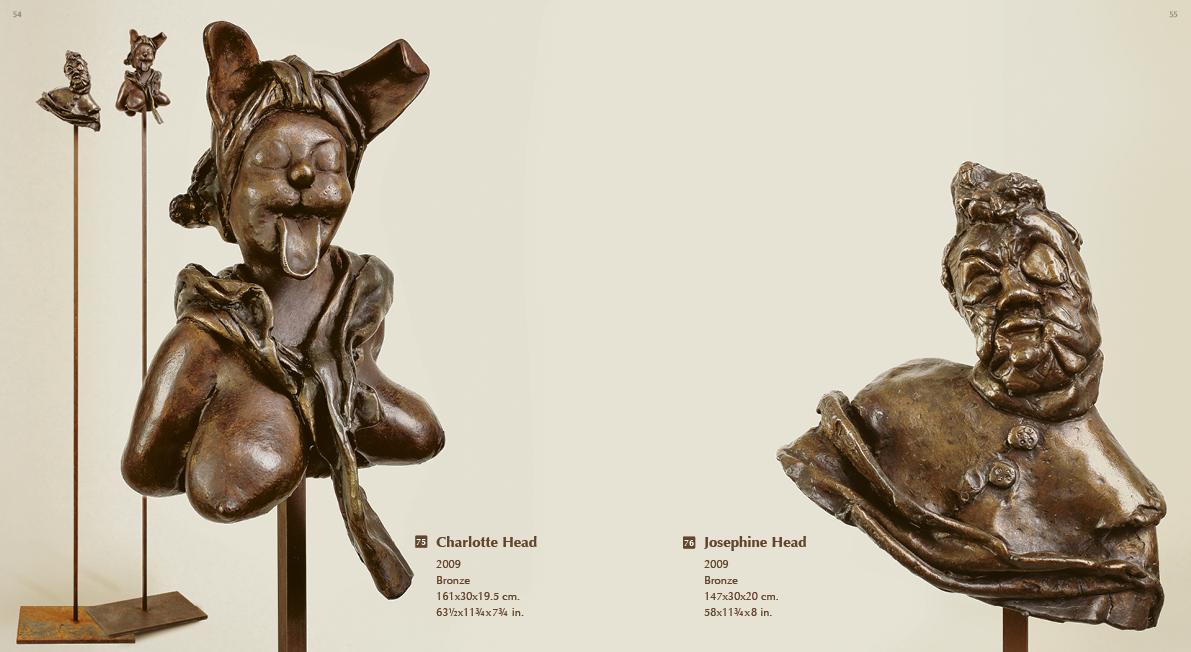 #075-#076 - Heads, 2009