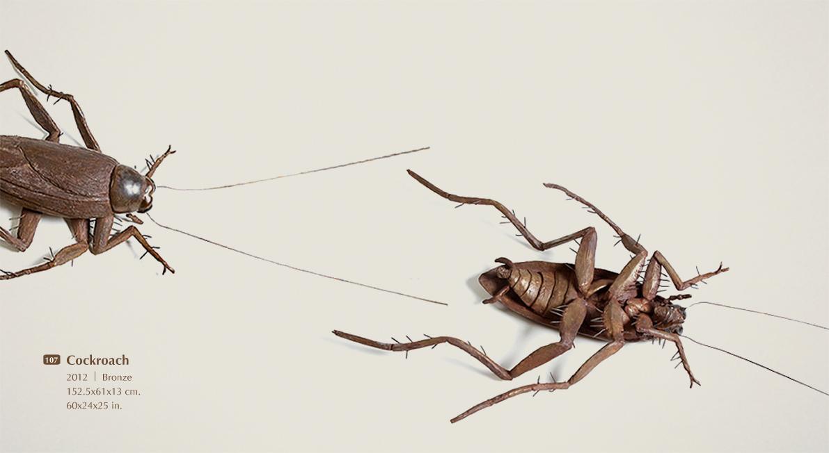 #107 - Cockroach, 2012