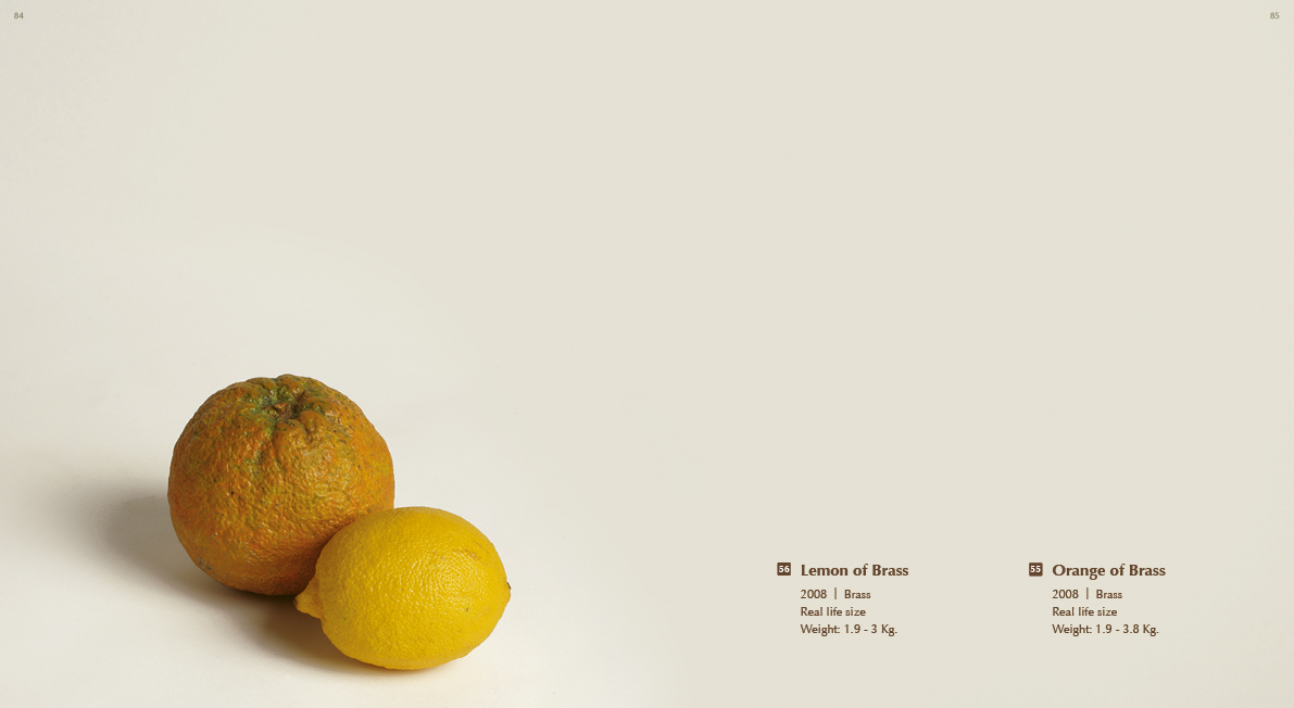 #055-#056 - Lemon & Orange, 2008