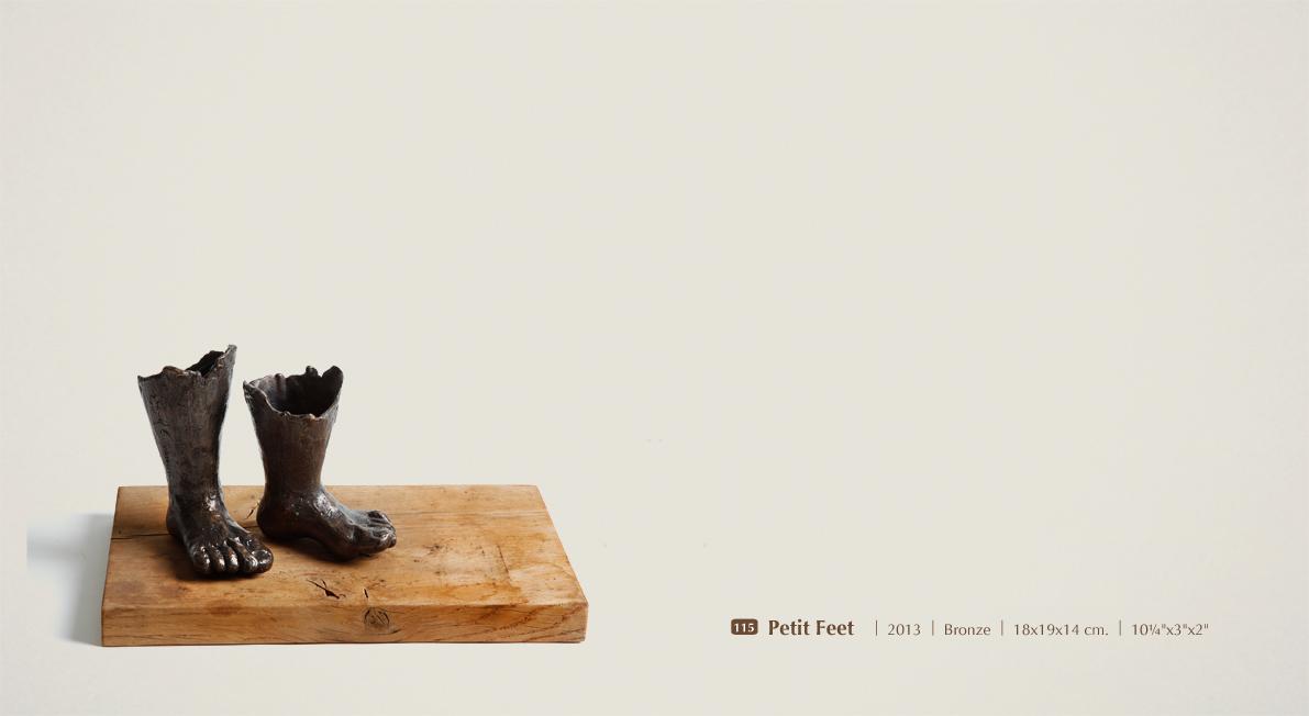 #115 - Petit Feet, 2013