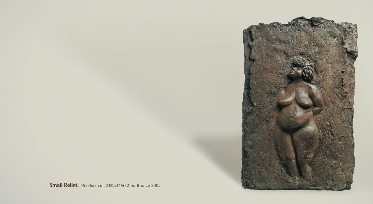 #009 - Small Relief, 2002