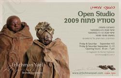 יעל ארליכמן, סטודיו פתוח 2009