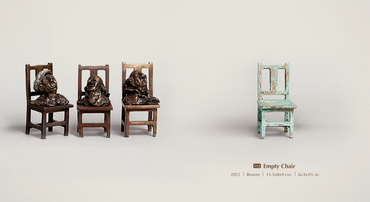 #112 - Empty Chair, 2012