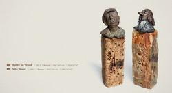 מס׳ 113-114 - וולטר על עץ, 2012