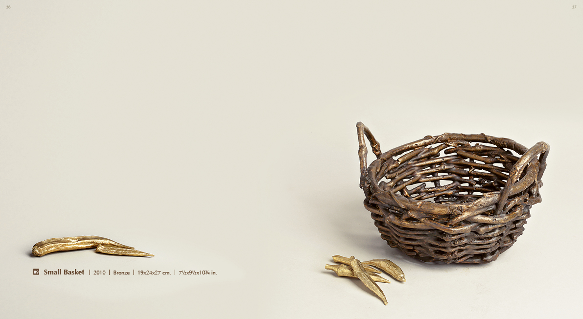 #089 - Small Basket, 2010