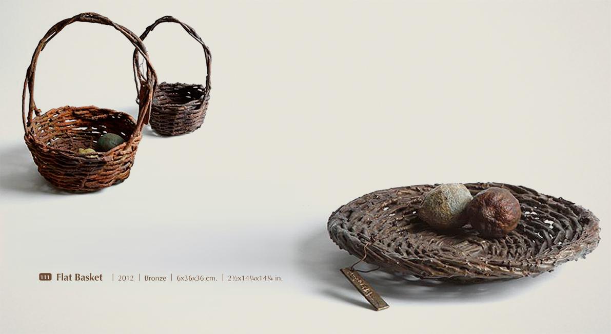 #111 - Flat Basket, 2012