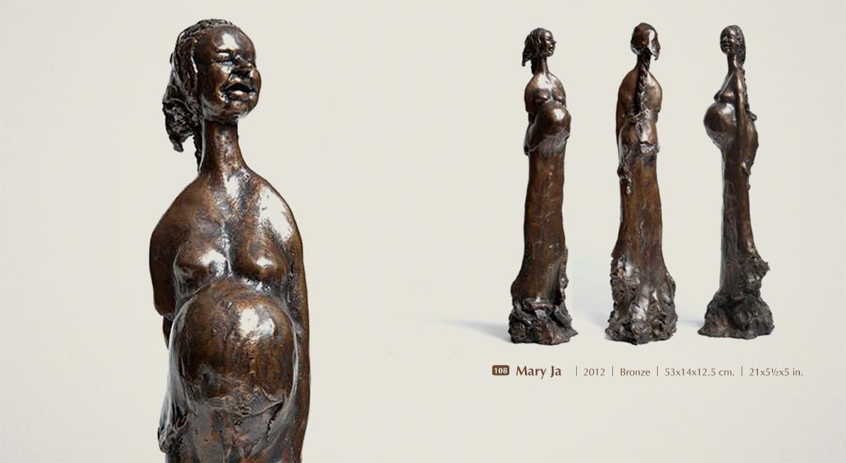 #108 - Mary Ja, 2012