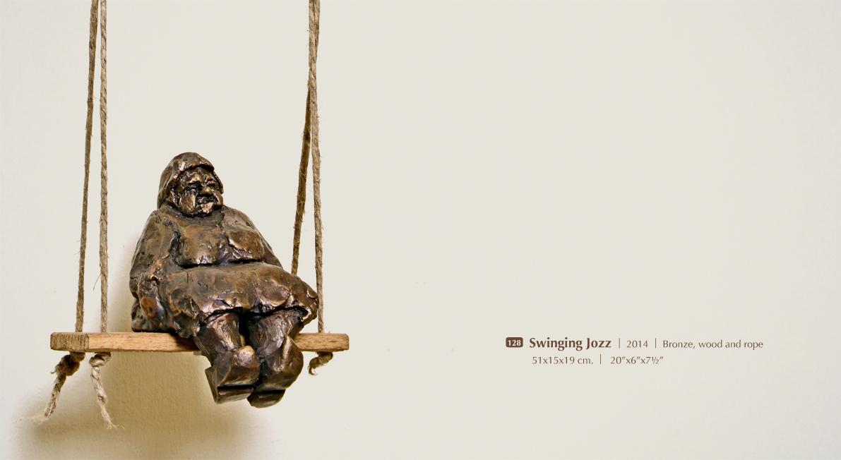 #128 - Swinging Jozz, 2014