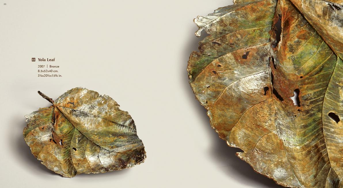 #052 - Yola Leaf, 2007