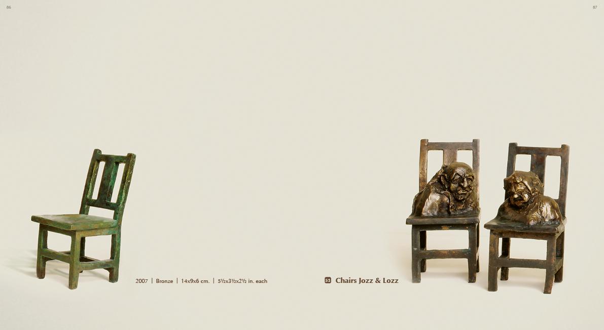#053 - Jozz & Lozz Chairs, 2007