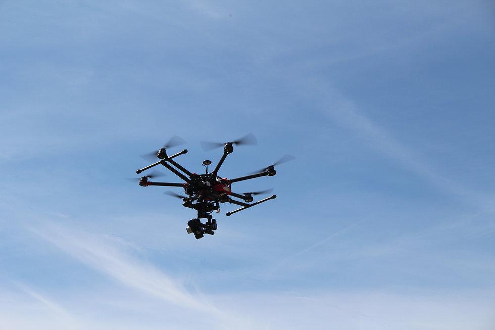 Drone DJI S900 WDS44