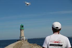 WDS44 Vol de drone au Croisic