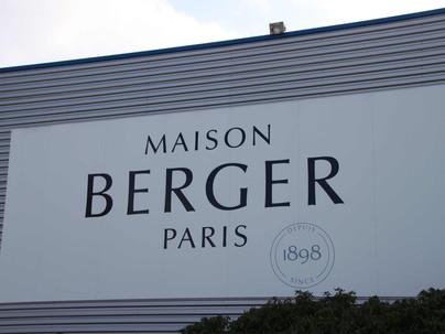 Visite de l'usine et du musée de la maison Berger - Grand Bourgtheroulde