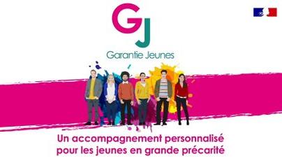 Extension des Garanties jeunes prévues dans le plan « 1 jeune, 1 solution »