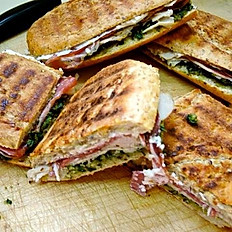 Turkey & Goat Cheese Panini
