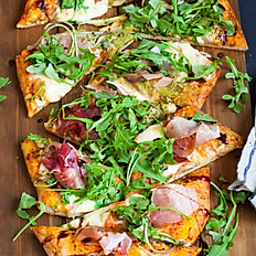 Italian Breakfast Flatbread