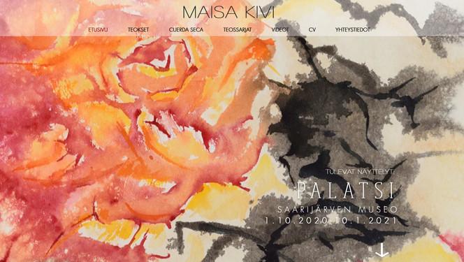 Maisa Kivi kotisivut